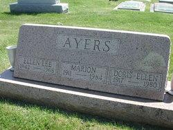 Doris Ellen <i>Cates</i> Ayers