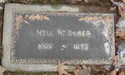 Nell W. Baker