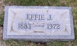 Effie Jane <i>Schaub</i> Latta
