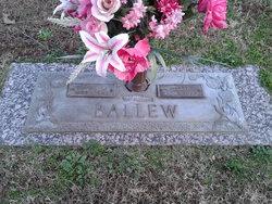 Mittie Ollie <i>Findley</i> Ballew