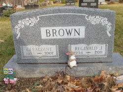 Geraldine <i>Hunsaker</i> Brown