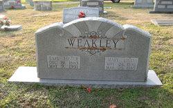 Earl Foster Weakley