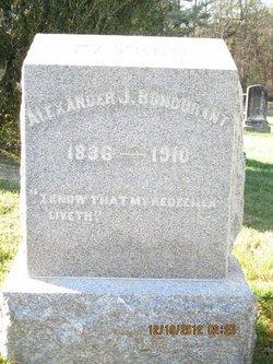 Alexander Joseph Bondurant