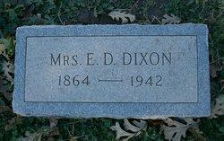 Mary Lou <i>Minton</i> Dixon