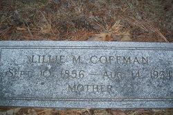 Lillie Marion <i>Mumma</i> Coffman