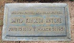 David Kinolau Antone