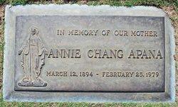 Annie Chang Apana