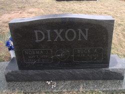 Norma <i>Hulet</i> Dixon