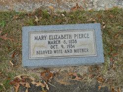 Mary Elizabeth Pierce