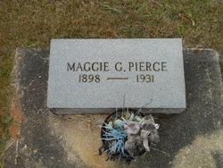 Maggie <i>Griffin</i> Pierce