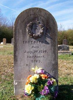 Erby Boyd, Sr