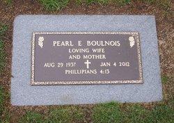 Pearl Ellen Pinky <i>Zike</i> Boulnois