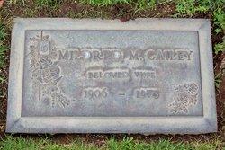 Mildred Margaret Gailey