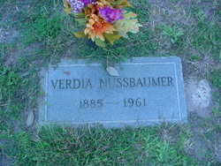 Verdia Pearl <i>Benfield</i> Nussbaumer