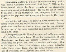 Dudley Sherman Humphrey