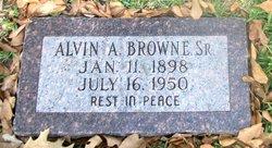 Alvin Arelious Browne, Sr