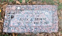 Alvin James Jim Browne