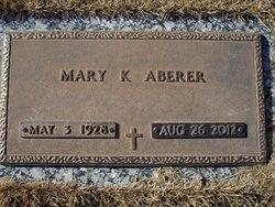 Mary Katherine <i>Enke</i> Aberer