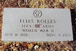 Elias Buster Rolles