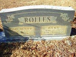 Iva Mae <i>Phillips</i> Rolles