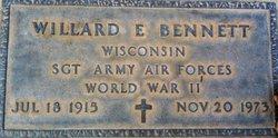 Willard E. Bennett