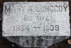 Mary Augusta <i>Longcor</i> Sayre