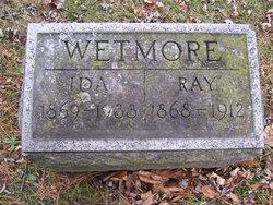 Ida <i>McEntaffer</i> Wetmore