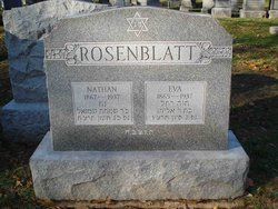Eva Rachel <i>Goldsmith</i> Rosenblatt
