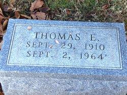 Thomas Elmer Ted Peddy