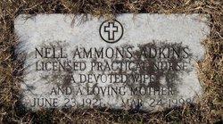 Nell <i>Ammons</i> Adkins