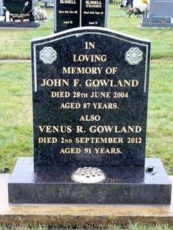 John Foster Gowland