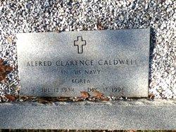 Alfred C. Caldwell