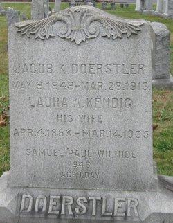 Laura A <i>Kendig</i> Doerstler