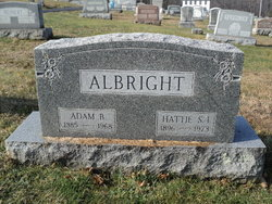 Hattie S I Albright