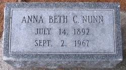 Anna Beth <i>Capellen</i> Nunn