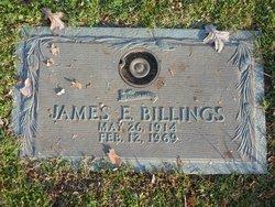 James E Billings