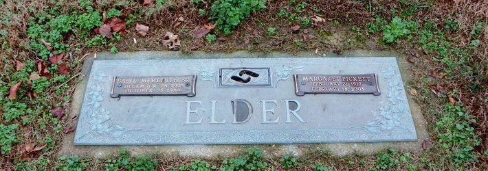 Basil Meredith Elder, Sr