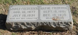 Mattie Frederick