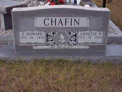 Annette P Chafin