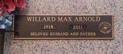 Willard Max Arnold