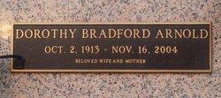 Dorothy Bradford Arnold