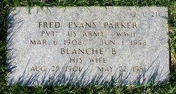 Blanche B Parker