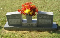 Clyde A Hawkins