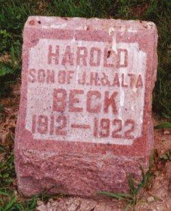 Jesse Harold Beck