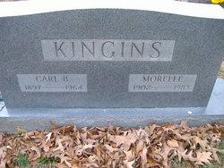 Mary Morelle <i>Boyd</i> Kingins