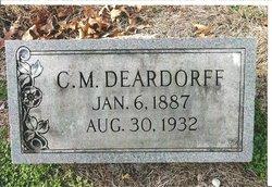 Carl Montraville Deardorff