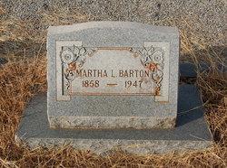 Martha Lee Mattie <i>Newton</i> Barton
