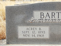 Acrey Berry Barton