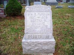 William B Purdum