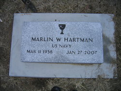 Marlin W. Hartman